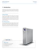 LaCie d2 Network pagina 5