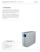 LaCie 2big Quadra Enterprise pagina 4
