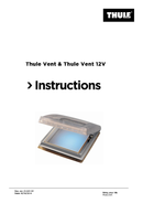 Thule Vent DL921 side 1