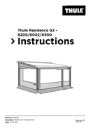 Thule Residence G2 6200 sivu 1