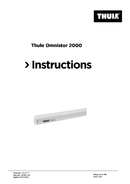 Thule Omnistor 2000 page 1