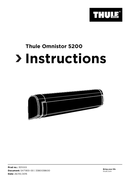 Thule Omnistor 5200 page 1