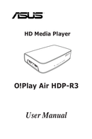 Asus O!Play Air HDP-R3 sivu 1