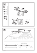 Thule SmartRack 784 page 3