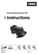 Thule Rapid Railing 757 Seite 1