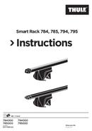 Página 1 do Thule SmartRack 794
