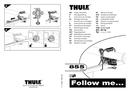Pagina 1 del Thule Multipurpose Carrier 855