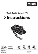Thule Rapid Crossroad 775 sivu 1