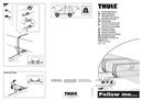 Thule Kayak Carrier 874 sayfa 1
