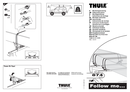 Thule Kayak Carrier 874 Seite 1