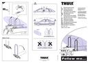 Página 1 do Thule Kajak 520-1