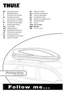 Página 1 do Thule Atlantis 200