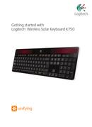 Logitech K750 sivu 1