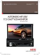 AEG AR 4026 DVD side 1