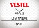 Vestel Venus VSP355s sivu 1