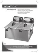 Página 1 do Clatronic FR 3196