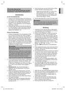 Página 5 do Clatronic FR 3196