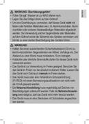 Página 5 do Clatronic BQS 3508