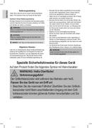 Clatronic EGA 3662 side 2
