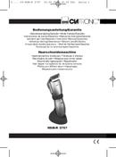 Clatronic HSM R 2757 side 1