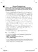 Página 4 do Clatronic HSM 2685
