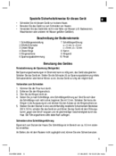 Página 5 do Clatronic HSM 2685