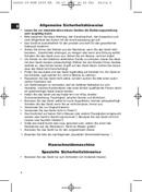 Página 4 do Clatronic HSM 2659 NE