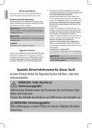 Clatronic MG 3519 side 4