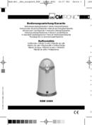 Clatronic KSW 2669 side 2