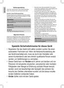Página 2 do Clatronic KB 3538