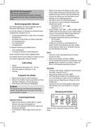 Página 3 do Clatronic KB 3481