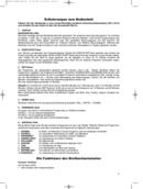 Página 5 do Clatronic BBA 2594