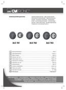 Página 1 do Clatronic ALS 763