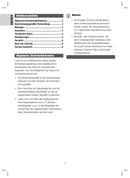 Página 2 do Clatronic ALS 763