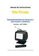 Mx Onda MX-TMD61 side 1
