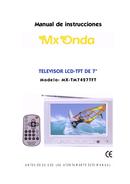 Mx Onda MX-TM7427TFT side 1