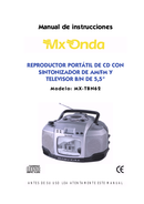 Mx Onda MX-TBN62 side 1