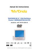 Mx Onda MX-TM7415DivX side 1