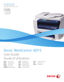 Xerox WorkCentre 6015B page 1