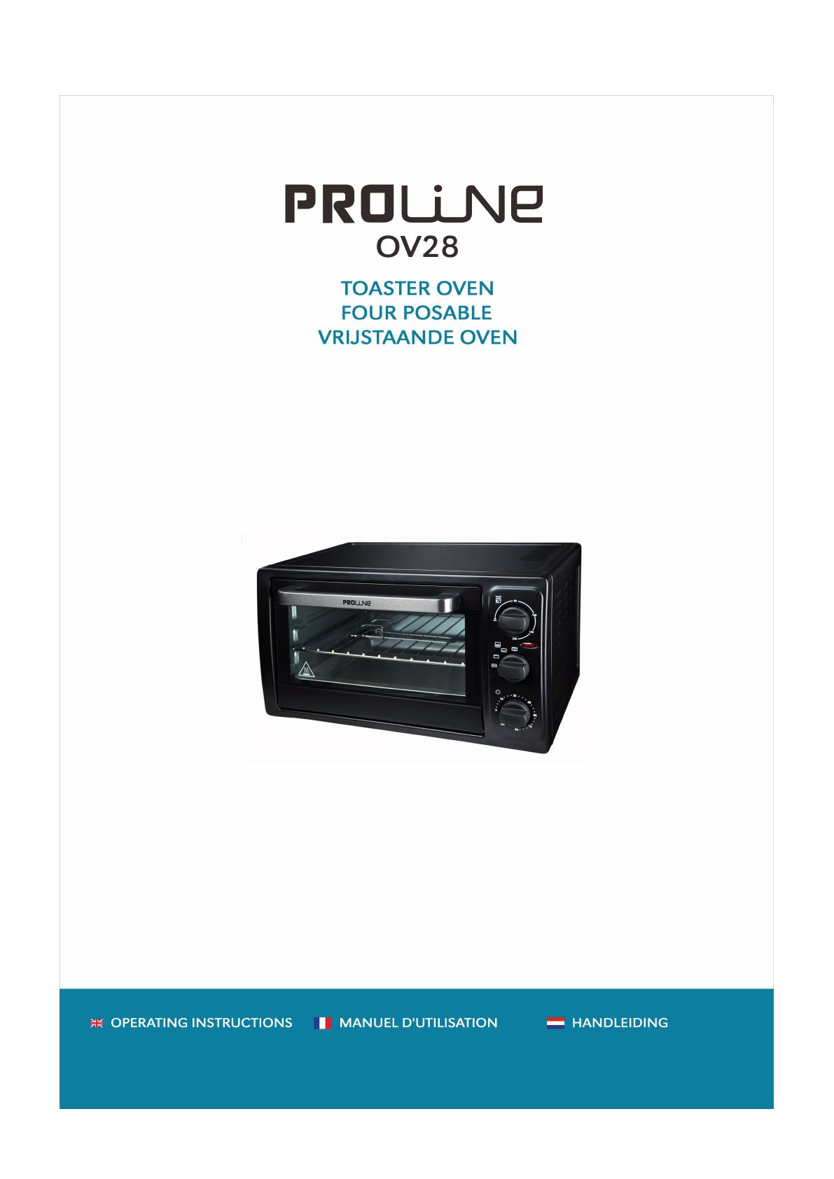 Proline Ov28 Manual