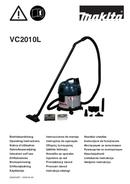 Makita VC2010L side 1