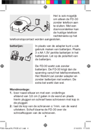 Pagina 4 del Fysic FD-30