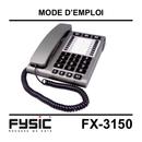 Pagina 1 del Fysic Big Button FX-3150