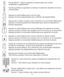 Pagina 3 del Fysic Big Button FX-6000