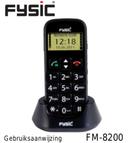 Pagina 1 del Fysic FM-8200