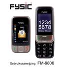 Pagina 1 del Fysic FM-9800