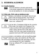 Pagina 5 del Fysic FM-8800 Plus