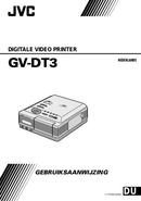 JVC GV-DT3 side 1