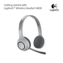 Logitech H600 sayfa 1