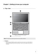 Lenovo Yoga 13 MAM3DMH sivu 5